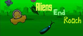 Aliens End Roach