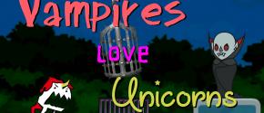 Vampires Love Unicorns